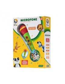 Panda - Microfone