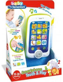 Baby Smartphone Toca e Joga