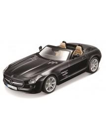 Mercedes-Benz SLS AMG Roadster 1:32 - Preto