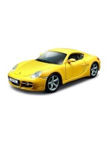 Porsche Cayman S 1:32 - Amarelo