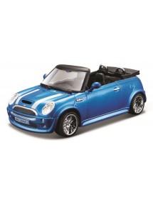 Mini Cooper S Cabriolet 1:32 - Azul
