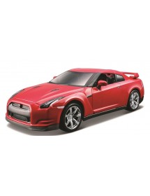 Nissan GT-R (R-35) (2009) - Vermelho