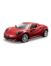 Alfa Romeo 4C 1:32 - Vermelho