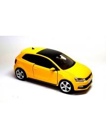 Volkswagen Polo GTI Mark 5 1:32 - Amarelo