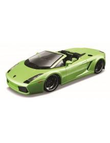 Lamborghini Gallardo Spyder 1:32 - Verde Metalizado