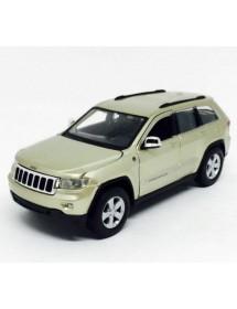 Jeep Grand Cheroker Laredo (Edição Especial) 1:24 - Creme