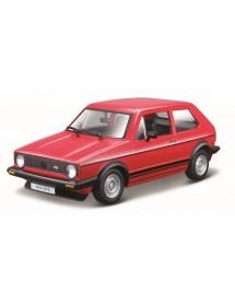 Volkswagen Golf MK1 GTI (1979) 1:24 - Vermelho