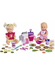 Nenuco Irmãs Traquinas na Cozinha