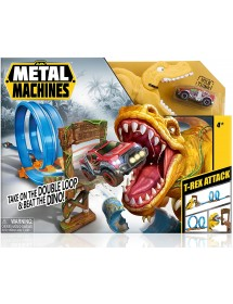 "Pista ""Metal Machines"" - T-Rex Zuru"