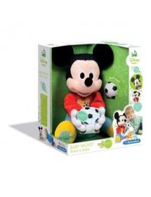 Baby Mickey - Atira a Bola