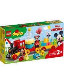 O Comboio de Aniversário do Mickey e da Minnie