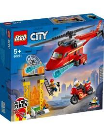 Helicóptero de Resgate dos Bombeiros
