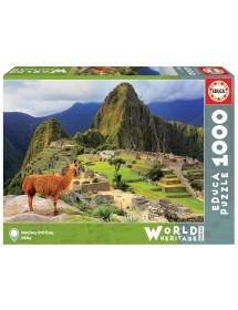 Puzzle 1000 Peças - Machu Picchu, Peru