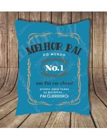 Almofada Azul Nº1 (40cmx30cm)