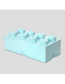 Caixa de Arrumação Aqua - 8 Brick