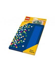 Caderno LEGO® com Peças