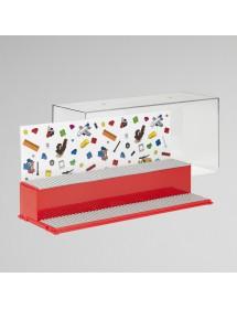 Play & Display Case - Vermelho