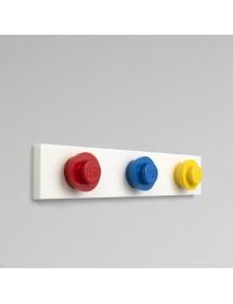 LEGO® Cabide Triplo - Vermelho, Azul, Amarelo