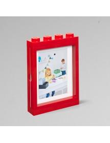 LEGO® Moldura - Vermelha