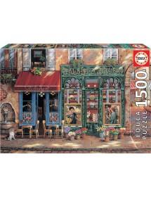 Puzzle 1500 Peças - Palais des Fleurs