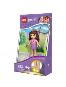 Porta-Chaves com Led LEGO® Friends Olivia