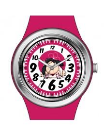 Relógio - Jolly Lynn, Fucsia