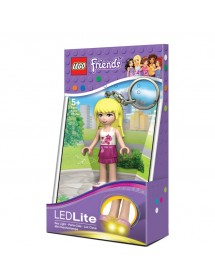 Porta-Chaves com Led LEGO® Friends Stephanie