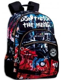 Mochila Escolar Music