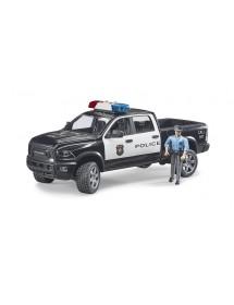 Carrinha Pick Up RAM 2500 Com Polícia