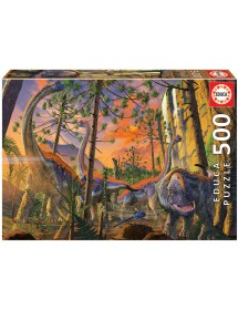Puzzle 500 Peças - Curioso, Vincent Hie