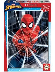 Puzzle 500 Peças - Spiderman