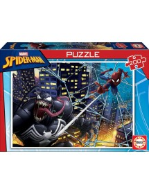 Puzzle 200 Peças - Spiderman