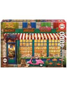 Puzzle 4000 Peças - Livraria Antiga