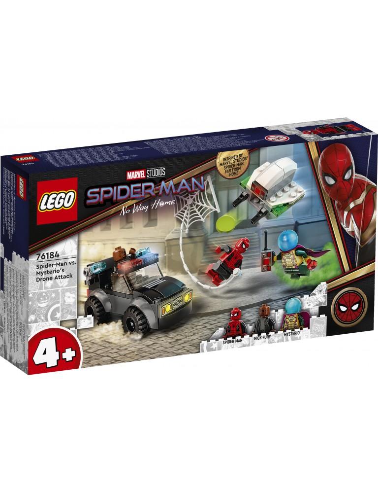 Spider-Man vs. Ataque Drone de Mysterio