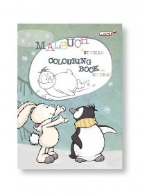 Pinguim & Coelho - Livro de Actividades
