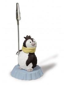 Pinguim - Porta Fotos com Pinça (6cm)