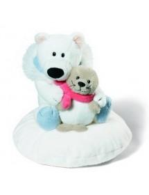 Urso Polar & Foca (15cm)