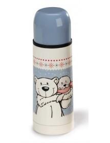 Urso Polar & Foca - Garrafa Térmica 350ml