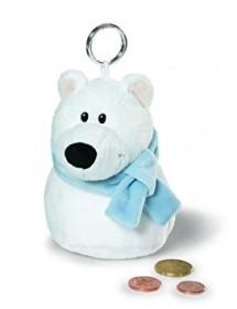 Urso Polar com Porta-Moedas