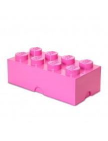 Caixa de Arrumação Rosa - 8 Brick