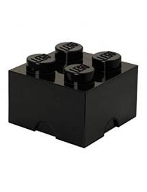 Caixa de Arrumação Preta - 4 Brick