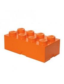 Caixa de Arrumação Laranja - 8 Brick