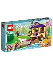 Caravana de Viagem da Rapunzel