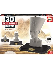 Puzzle 3D Sculpture - Nefertiti