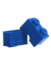 Caixa de Arrumação Azul - 2 Brick