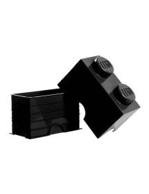 Caixa de Arrumação Preta - 2 Brick