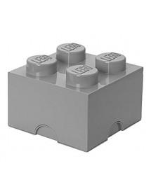 Caixa de Arrumação Cinzenta - 4 Brick