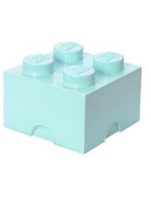 Caixa de Arrumação Aqua - 4 Brick