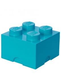 Caixa de Arrumação Azul Médio - 4 Brick