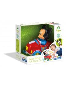 Baby Mickey - Carrinho de Puxar